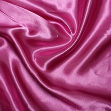 Magenta Satin High Sheen Fabric 0.5m